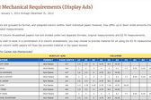 {AWNA Mechanical Requirements (Display Ads)}